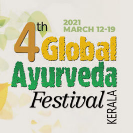 Global Ayurvedic Festival 2021